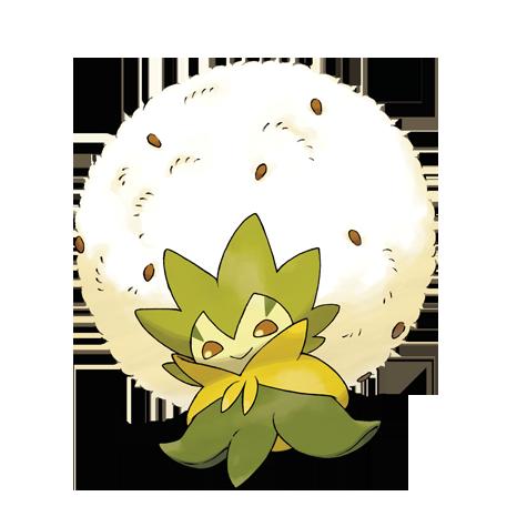 Pokémon eldegoss