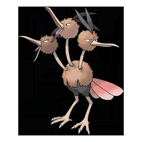 Pokémon dodrio