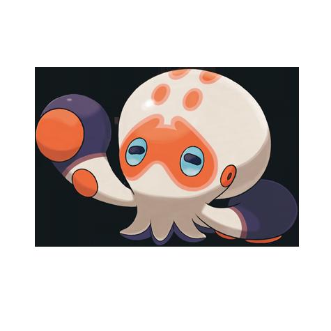 Pokémon clobbopus