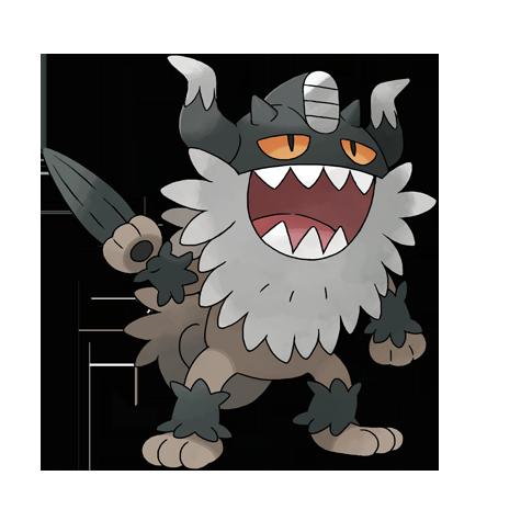 Pokémon perrserker