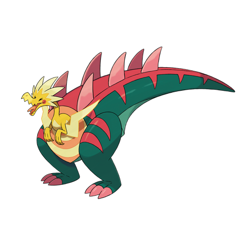 Dracozolt