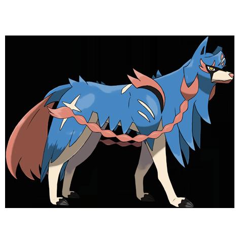 Pokémon zacian-hero