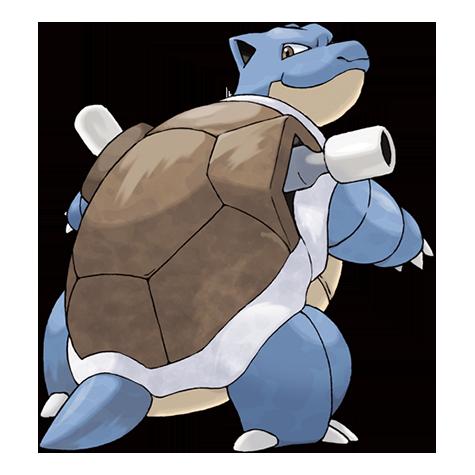 Pokémon blastoise