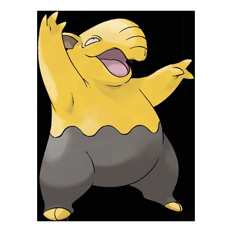 Pokémon drowzee