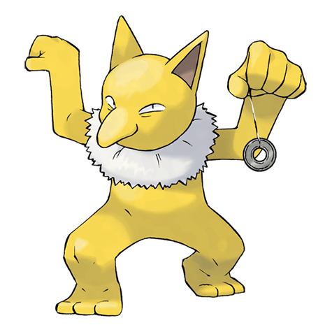 Pokémon hypno