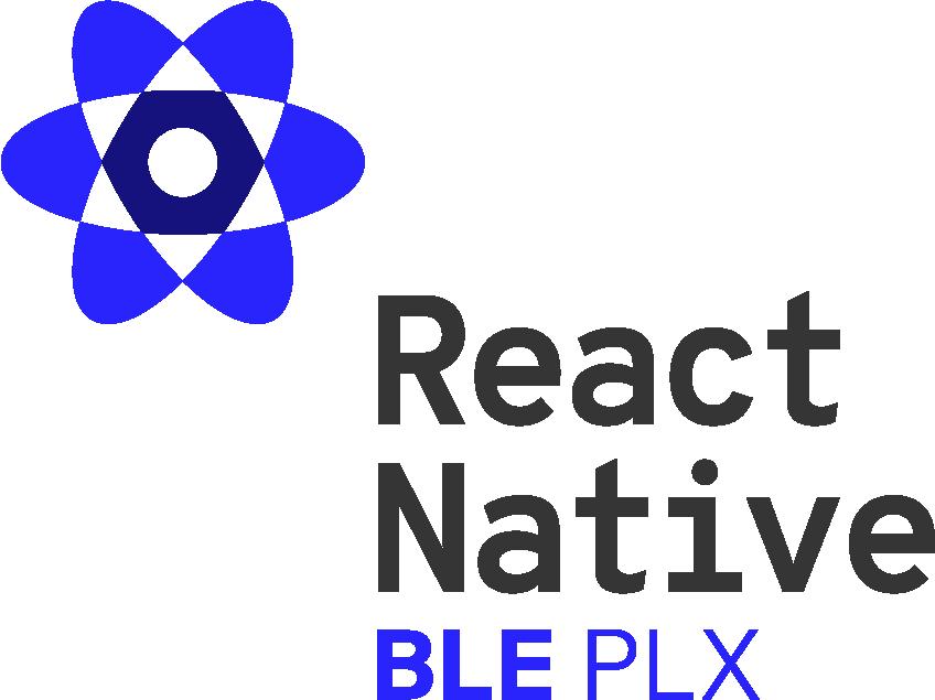react-native-ble-plx library logo