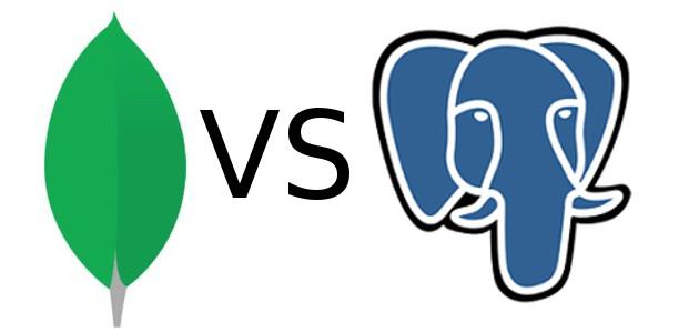 A JSON use case comparison between PostgreSQL and MongoDB