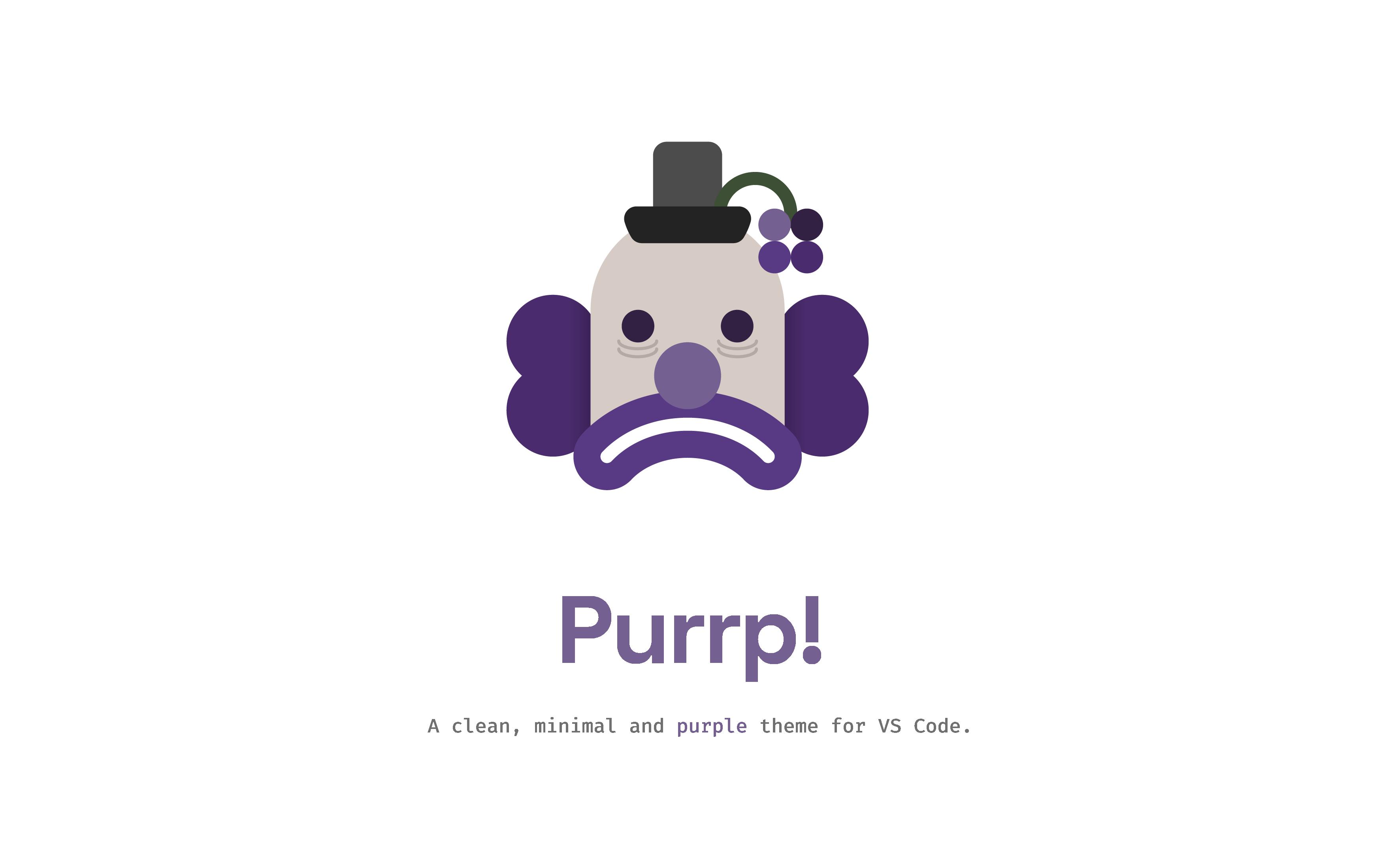 Purrp Logo
