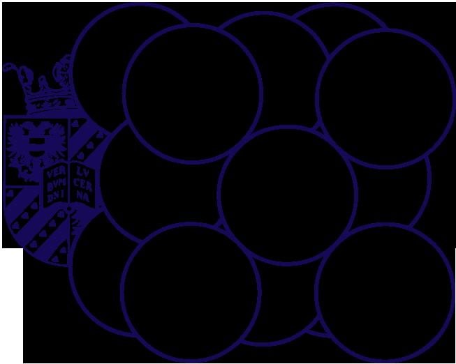 Logo of T.F.V. Professor Francken