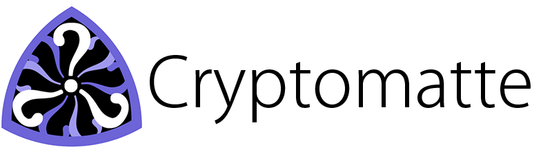 Cryptomatte Logo