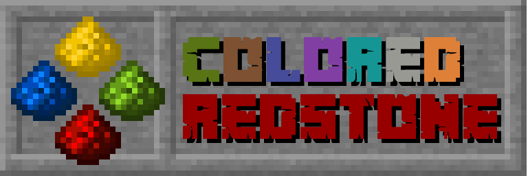 Colored Redstone Mods Minecraft Curseforge