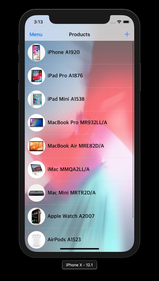 Model2App
