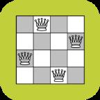 n Queens Chess App Logo