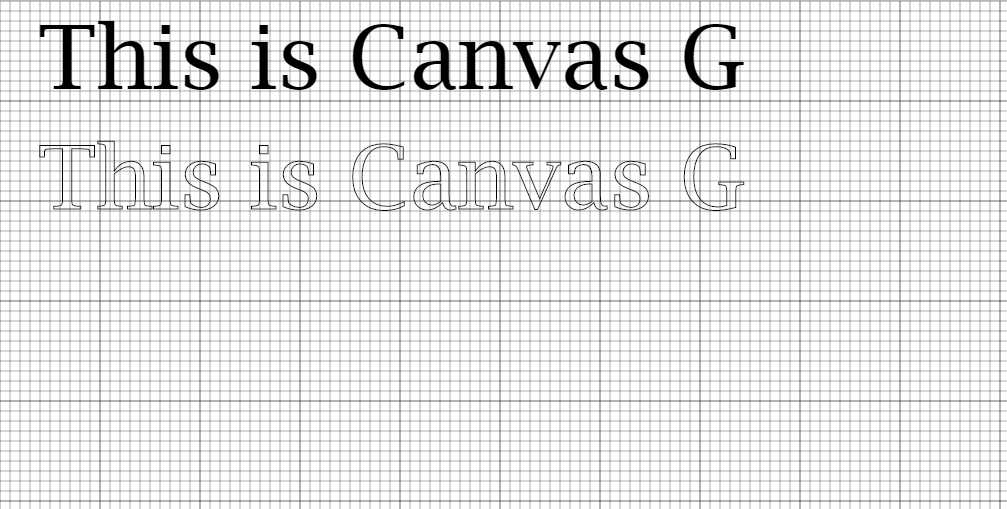 This is canvas-g