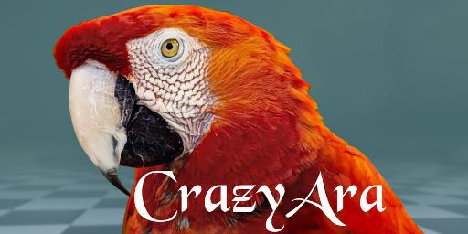 CrazyAra Logo