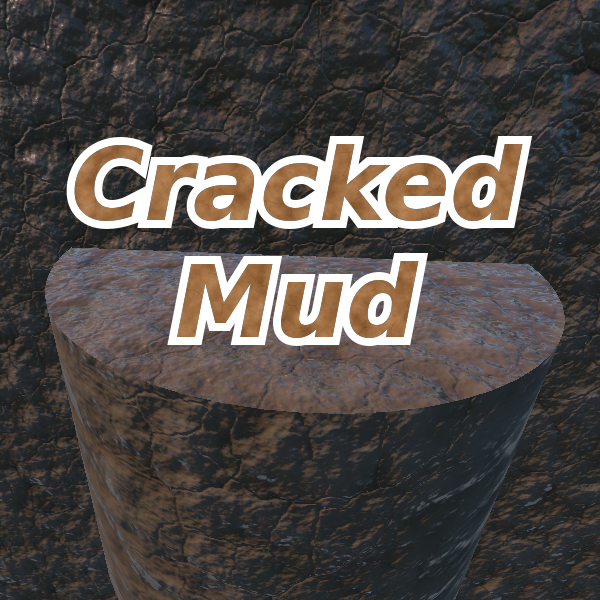 Cracked Mud Material's icon