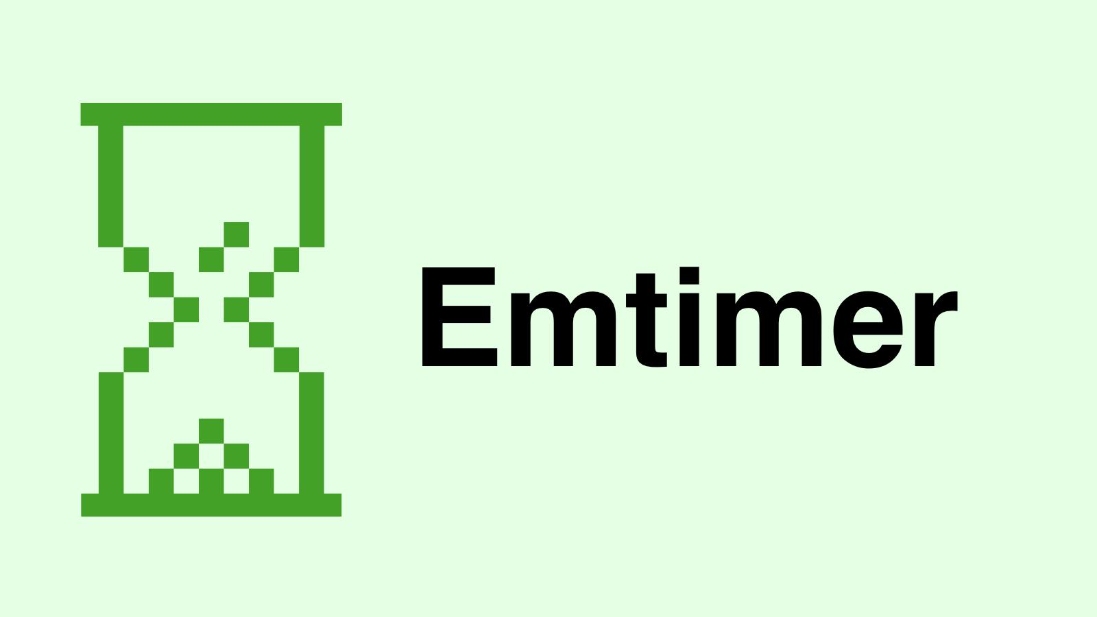 Emtimer