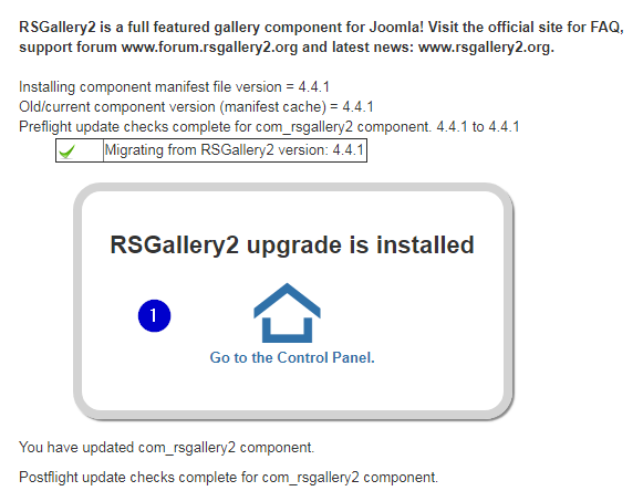 RSGalllery2 component updated