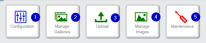 Upload startview