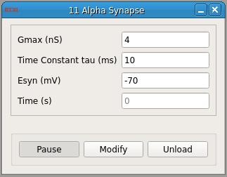 Alpha Synapse GUI