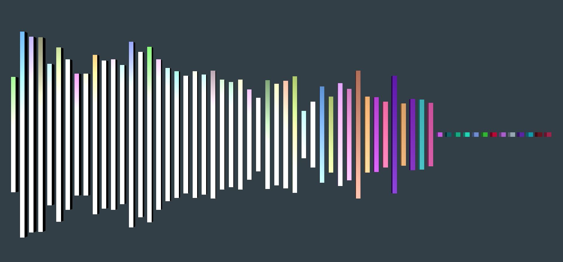 GitHub - Raathigesh/HTML5AudioVisualizer: Audio Visualizer