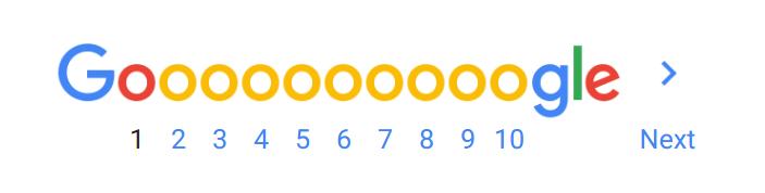 google bottom image