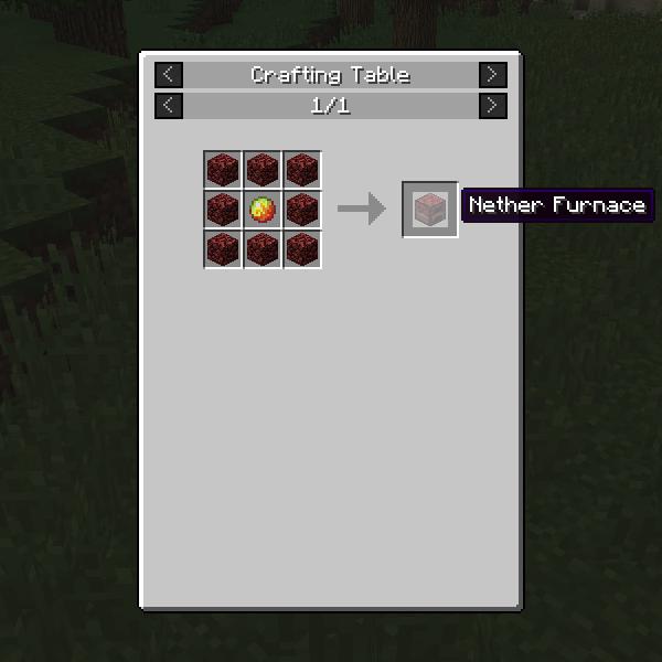Crafting Mod Core