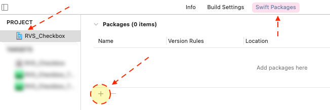 Step 1: Add A Package