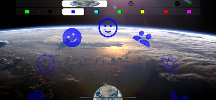 The HUD Mode Test App (Original Image)