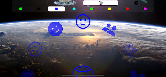 The HUD Mode Test App (Template Resource Image)