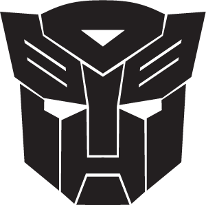 Android Transformer logo