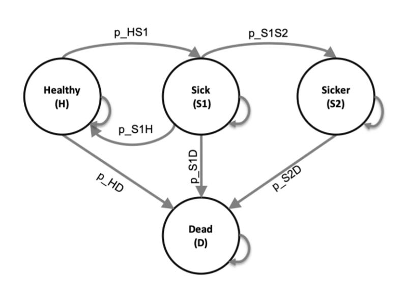 Sick Sicker Diagram