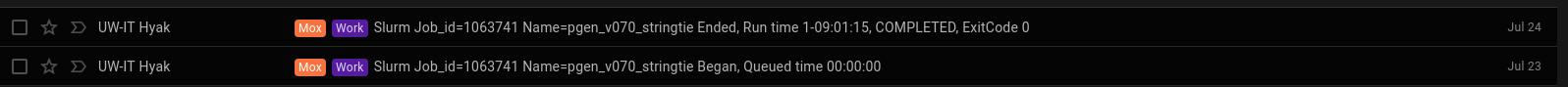 Screencap of Stringtie runtime for Pgenerosa_v070 on Mox