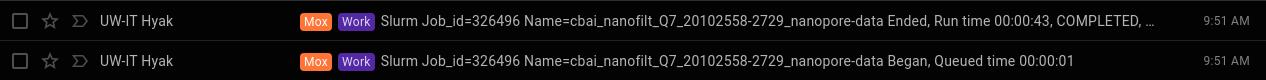 NanoFilt runtime on mox for 20102558-2729