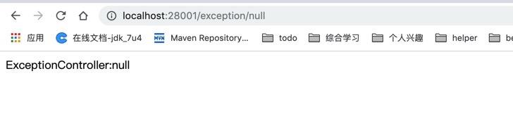 exception-handler捕获异常