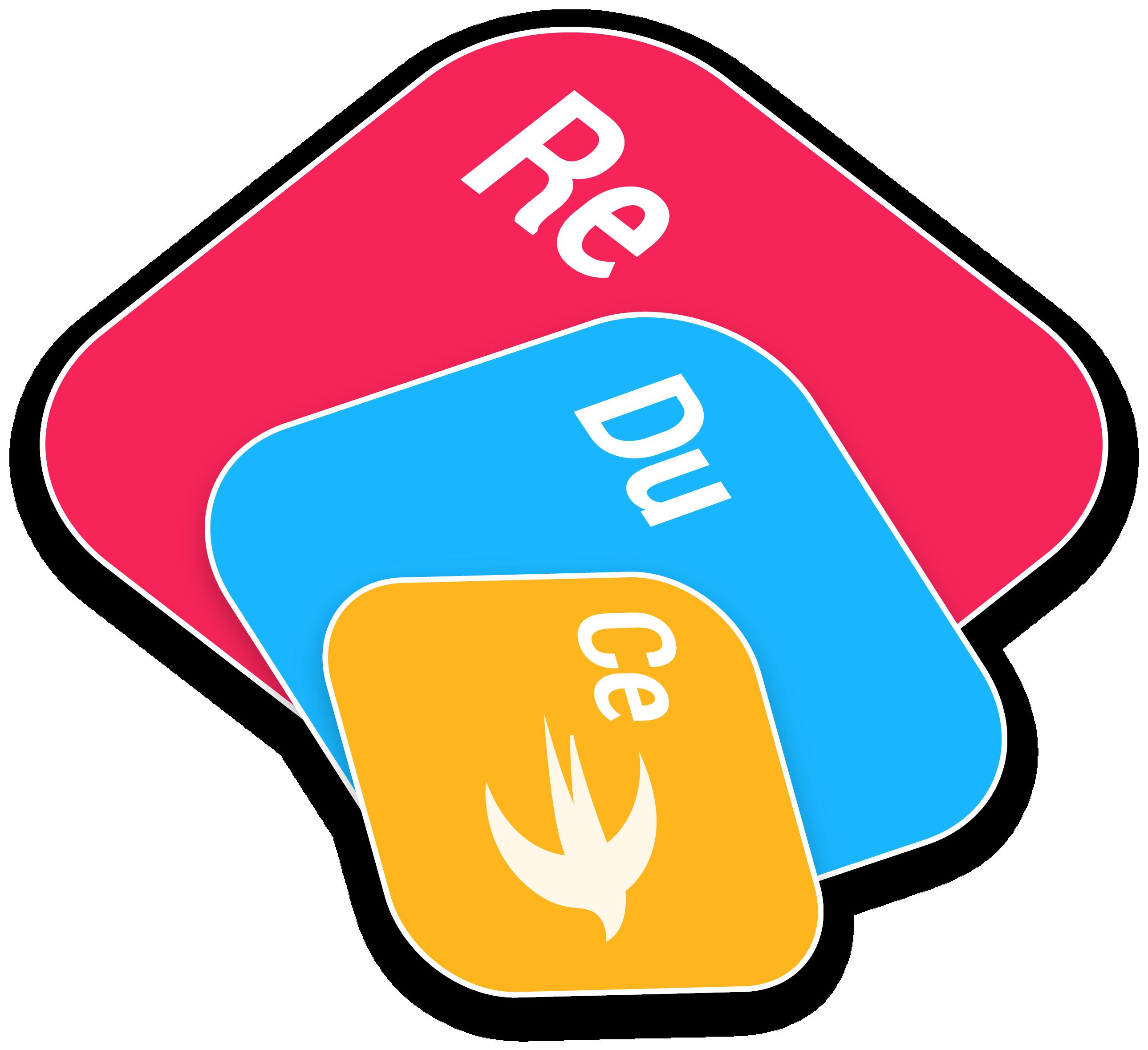 RxReduce Logo