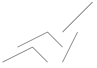 LineString Union SVG