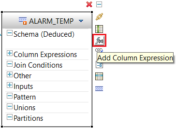 add column expression