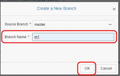 Branch details