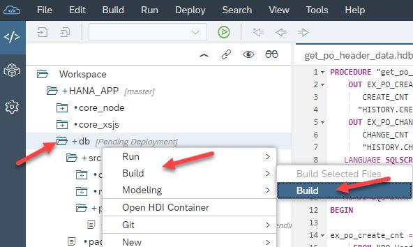 Build Module