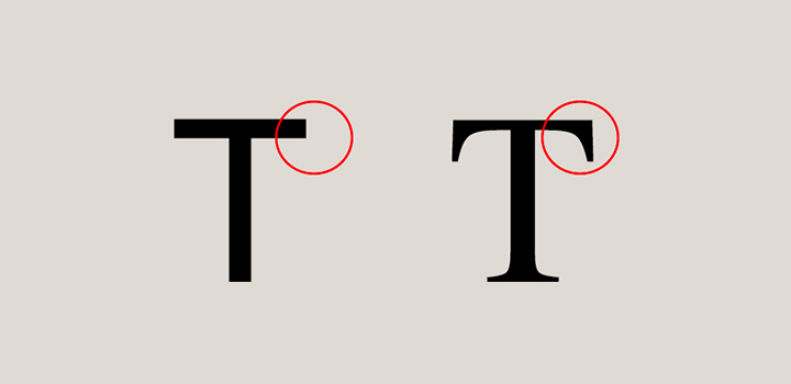 different types of fonts