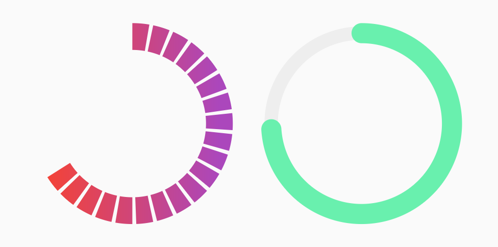 Circular Step Progress Indicator - Example 2