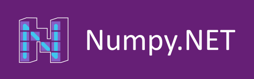 Numpy.NET