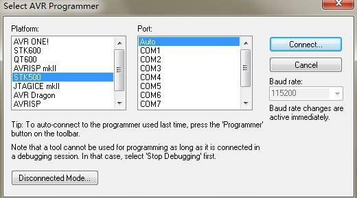Atmel AVRISP STK500 USB ISP Programmer - Seeed Wiki