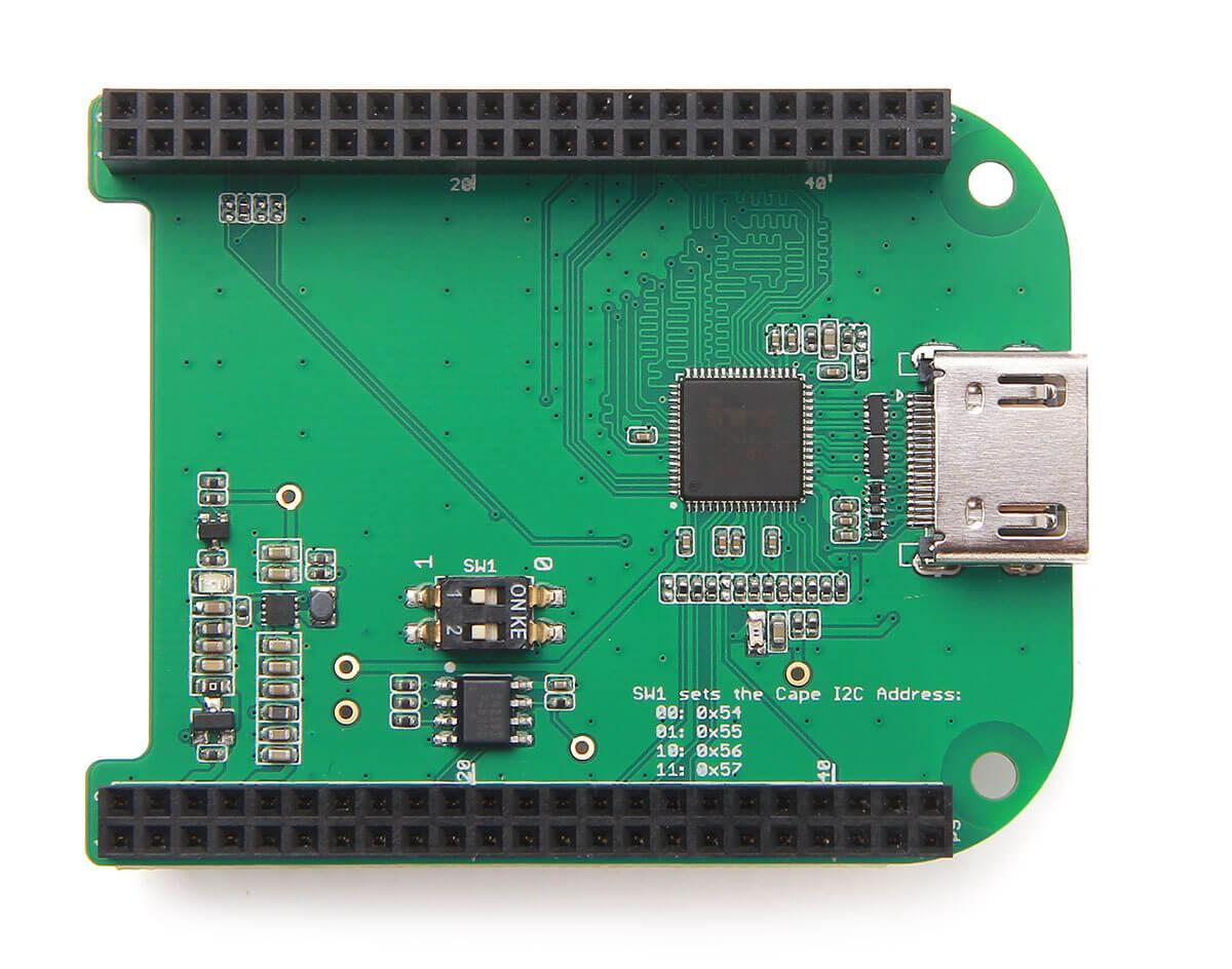 Beaglebone Green Hdmi Cape Mp3 Player Circuit Board Rev A Schematic Diagrams For Expanding Your To Rich Variety Of Peripherals Such As Computer Monitor Video Projector Digital Television Or Audio Device