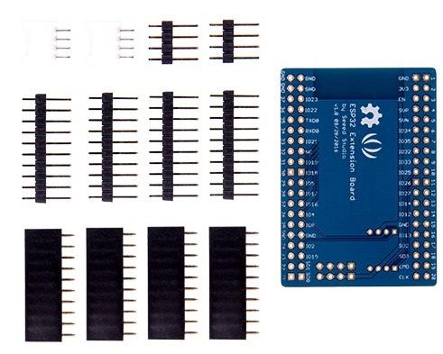 ESP32 Breakout Kit - Seeed Wiki