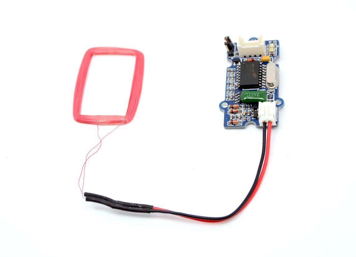 Grove khz rfid reader