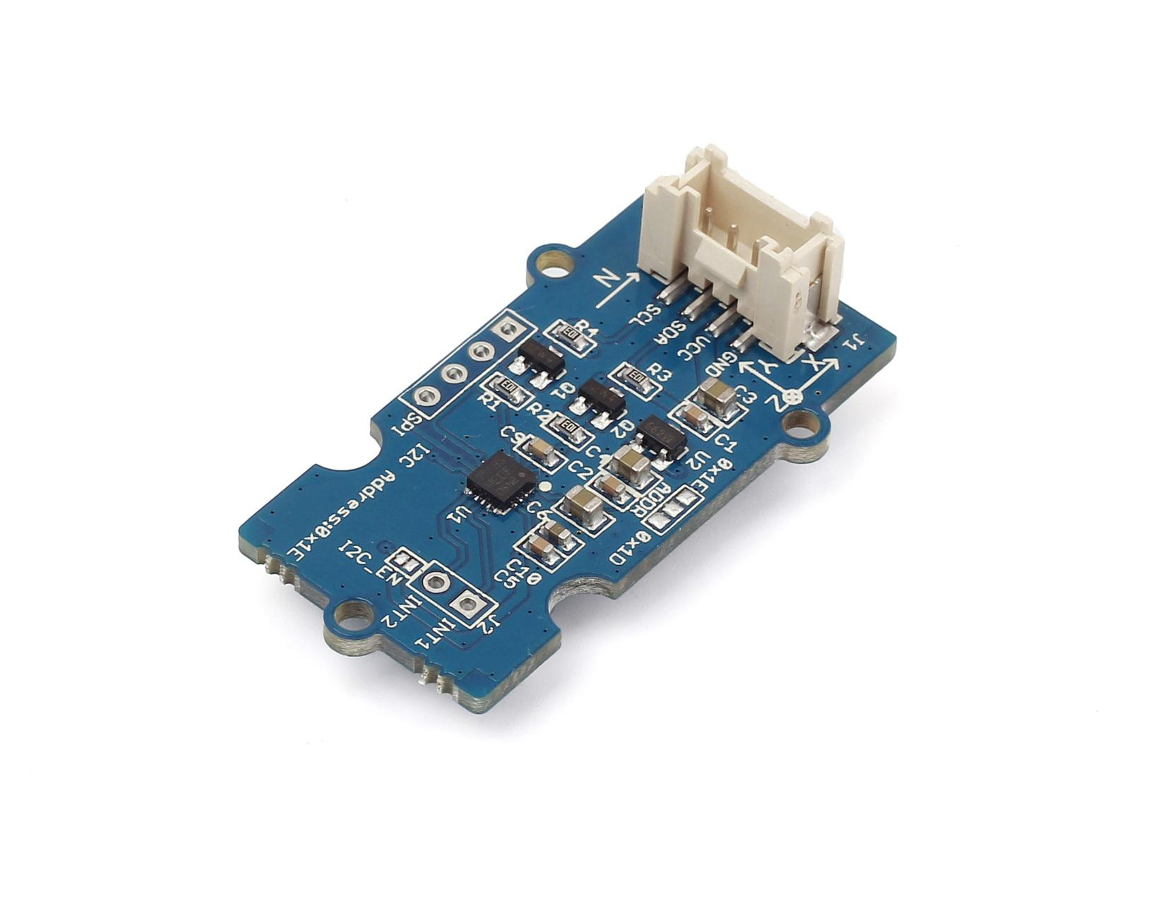 Grove - 6-Axis Accelerometer&Compass V2 0 - Seeed Wiki