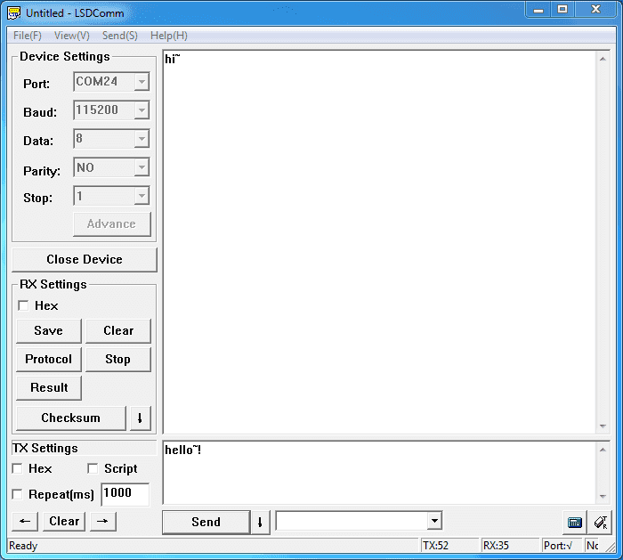 Grove - BLE (dual model) v1 0 - Seeed Wiki