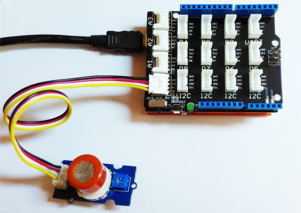 Grove - Gas Sensor(MQ9) - Seeed Wiki